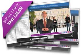 Business Networking - online learning